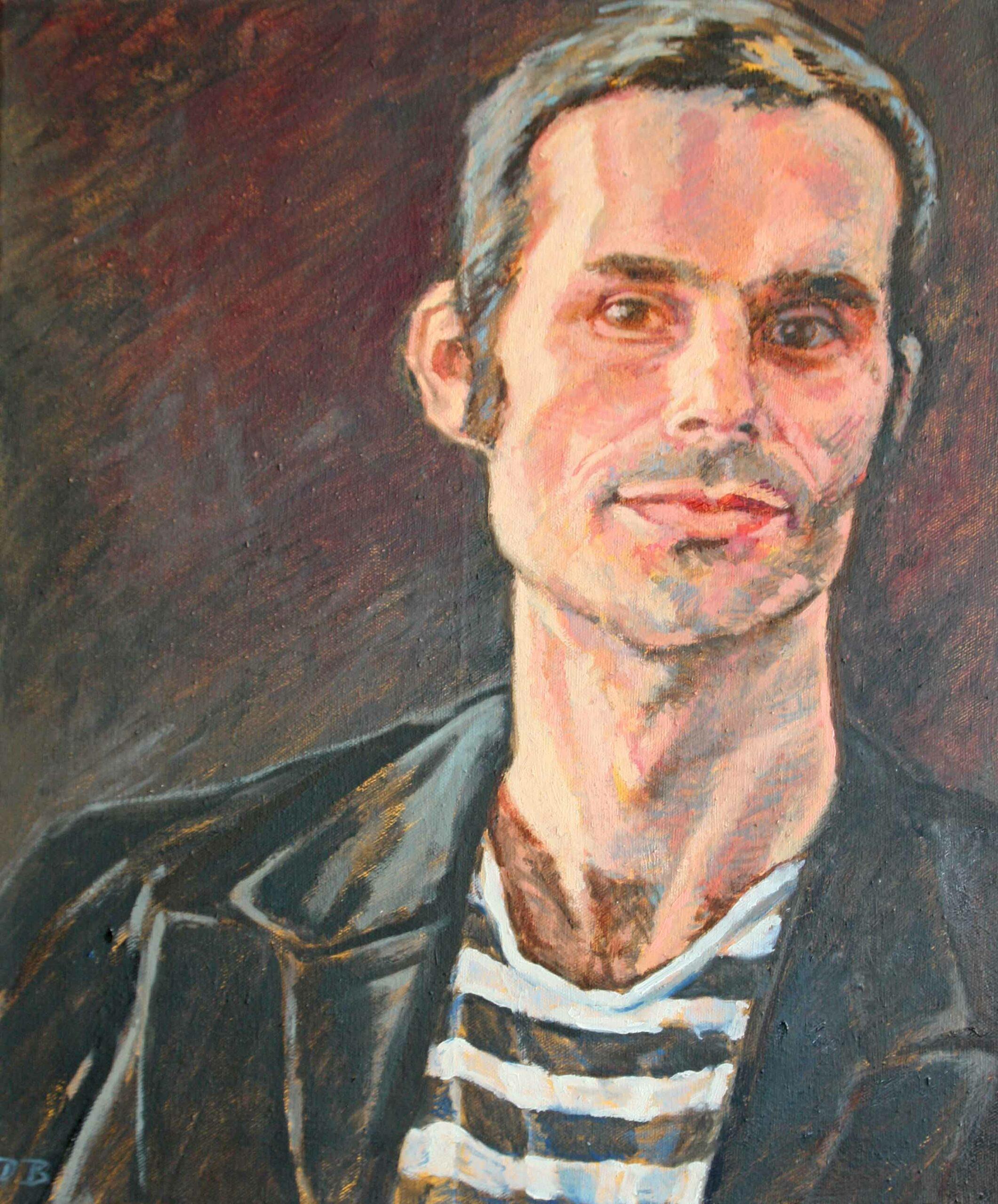 Ryszard, 60x50, 2018
