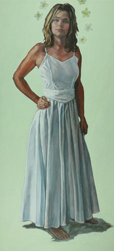 Sophia-Maria, 180x100, 2007