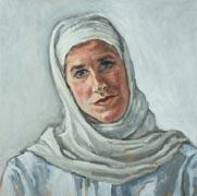 Stefanie Metz - Siti Aishah binti Abdullah, 50x50, 2006